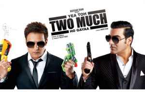 yea to two much ho gaya