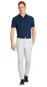 Tucked-in t-shirts